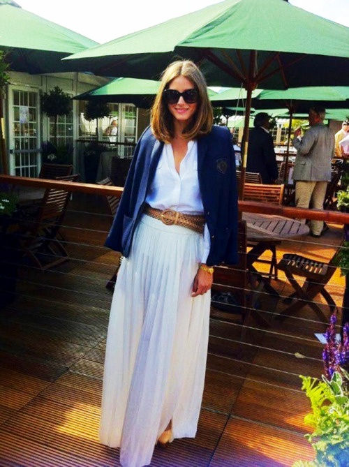 olivia-palermo-maxi-skirt-white-maxi-skirt-belted-white-oxford-jacket-on-shoulders-summer-wimbledon-via-loveoliva26.blogspot.com