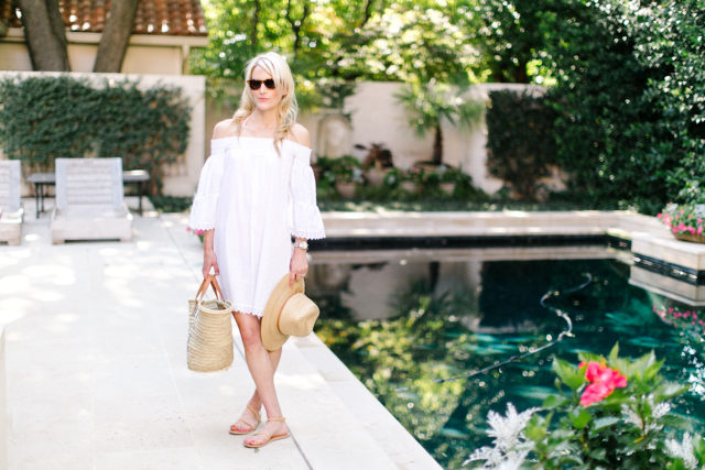 what to wear this weekend, pool party outfit