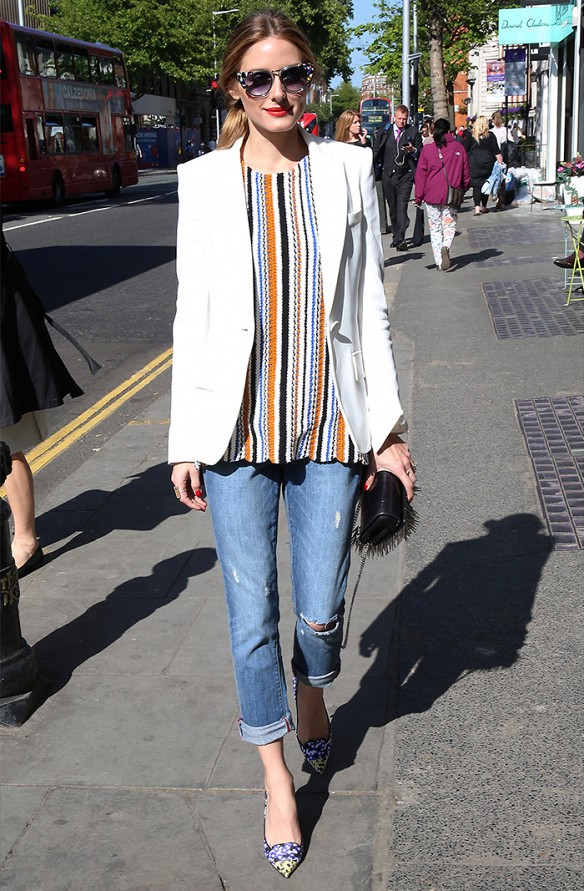 white-blazer-rolled-jeans-striped-top-summer-work-outfit-weekend-date-night-night-out-olivia-palermo-via-www