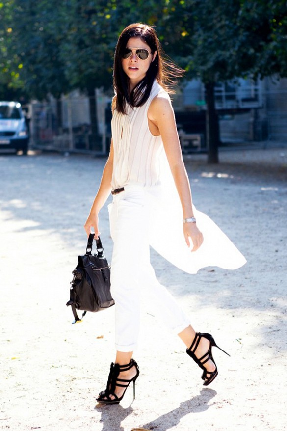 white-jeans-long-tank-emily-weiss-summer-style-date-night-night-out-going-out-black-and-white-work-via-candice-lake