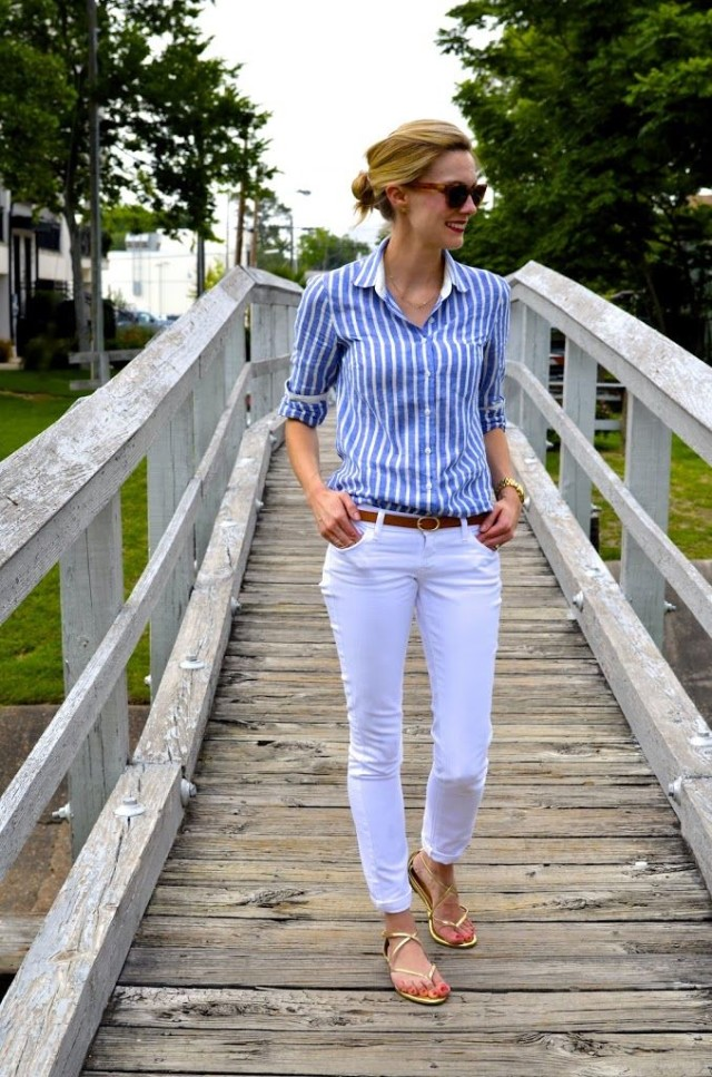 white-jeans-striped-shirt-via-cstyle.blog