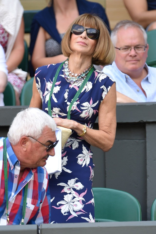 anna-wintour-printed-floral-dress-summer-work-outfit-wedding-statement-necklace-summer-outfit-wimbledon-fashion-via-getty.jpg
