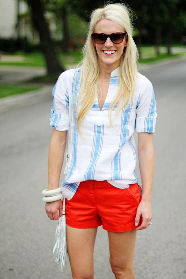 bradley-agather-red-white-and-blue-fourth-of-july-outfit-via-luella and june