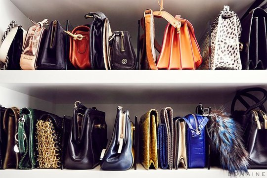 closet-org-purse-storage-organization-clutches-line-up-shelves