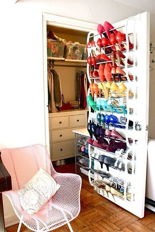 closet-org-shoe-storage-via-aptther-over-the-door-dresser-in-closet