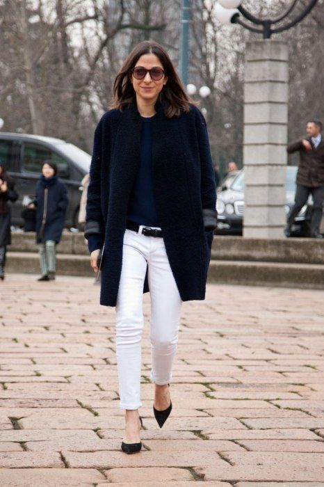 french-style-white-jeans-black-coat-pumps-via-vanityfairt-