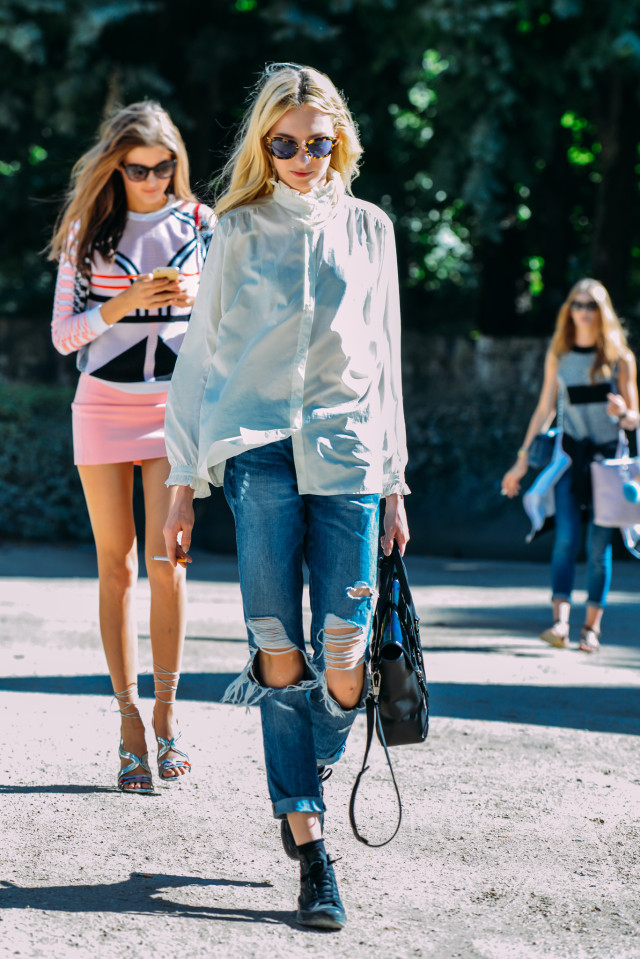 sheer-button-up-shirt-black-bra-ripped-distressed-denim-jeans-fashion-couture-street-style-via-style.com.jpg