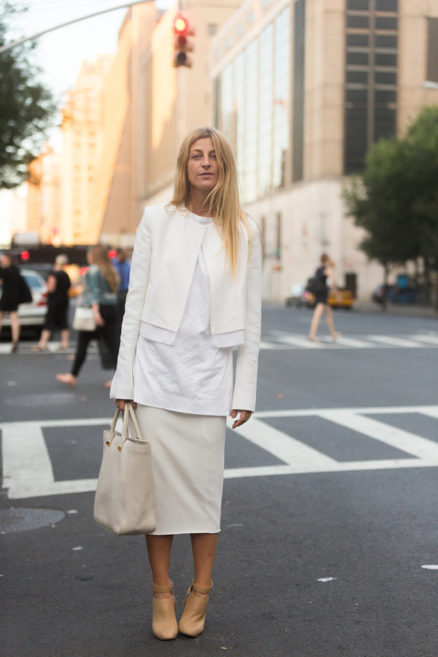 summer-work-outfit-white-pencil-skirt-all-white-spring-outfit-summer-booties-white-jacket-via-getty