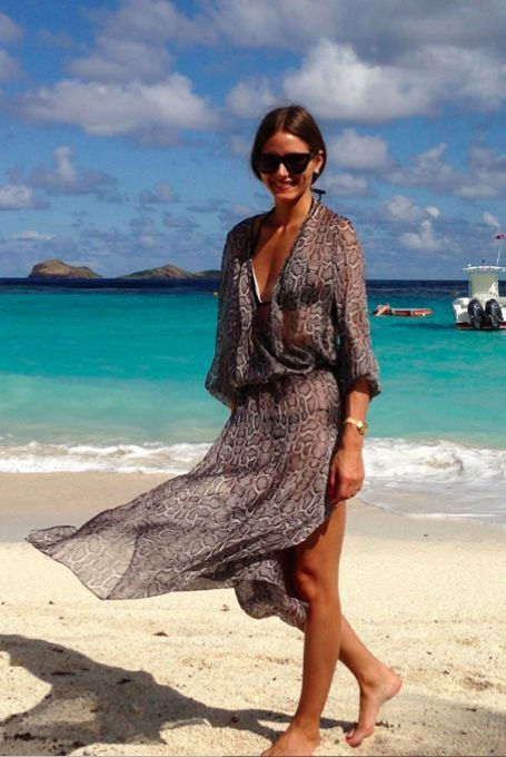 olivia palermo, yacht, sundress, boat, summer vacation, jetsetter style, vacation outfit, boat, sailing, cover up, beach style, vacation, jetsetter, cover up, bikini