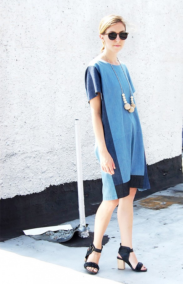 denim-dress-block-heels-patchwork-denim-necklace-summer-outfit-work-weekend-via-DeSmitten