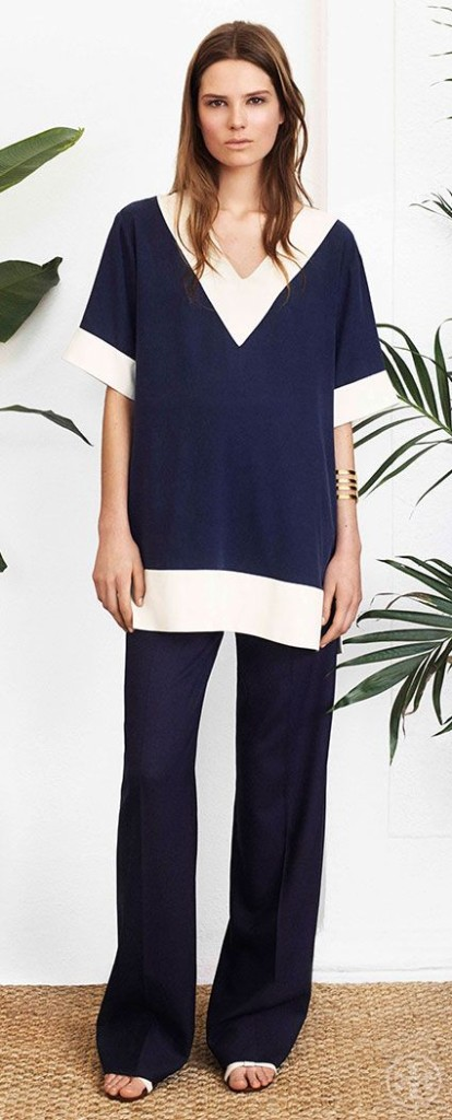 tpry-burch-summer-dinner-party-navy-wide-leg-pants-tunic-monochromatic-cuff-via-toryburch