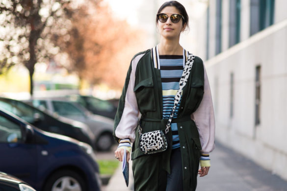 caroline-issa-dress-as-jacket-milan-fashion-week-elle