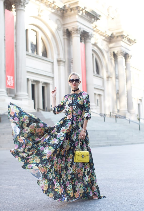 summer-fall-wedding-maxi-dress-fall-florals-atlantic-pacific-chokers