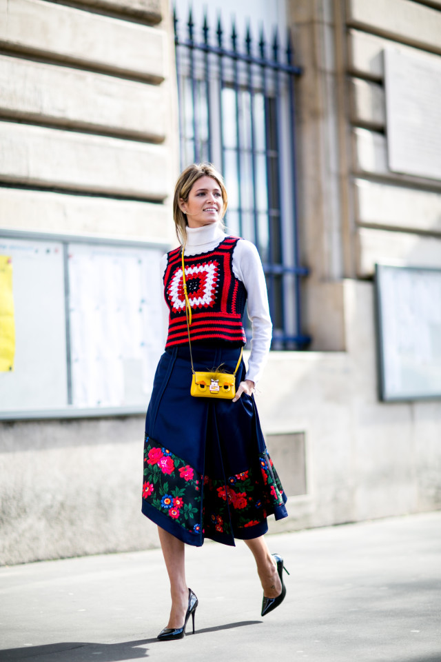 turtleneck under dress helena bordem stylecaster