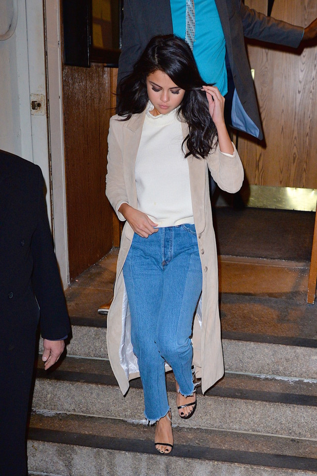 what to wear this weekend, going out night out winter outfit, selena gomez