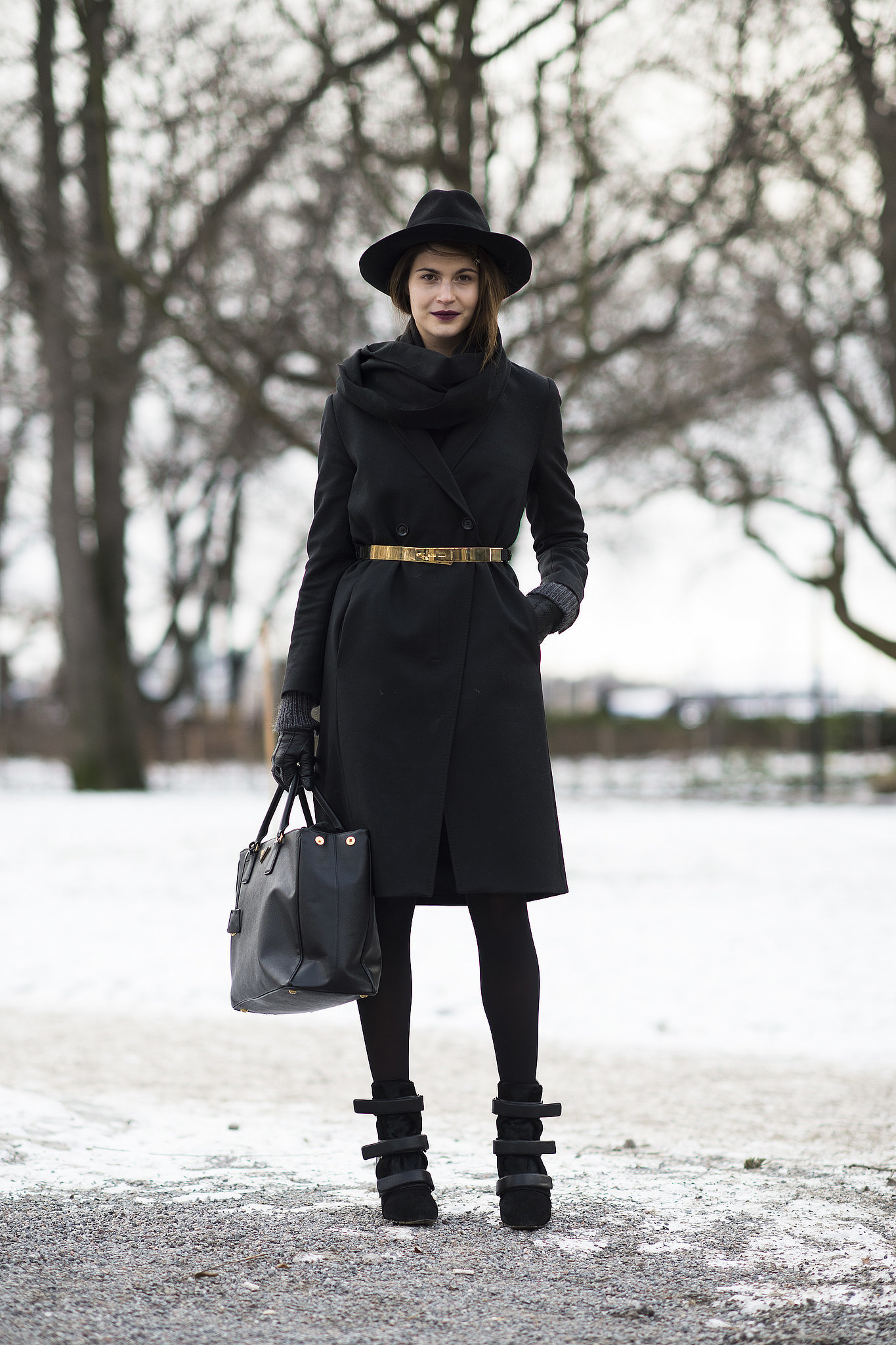 How To Wear Wide Brim Hats – Closetful of Clothes