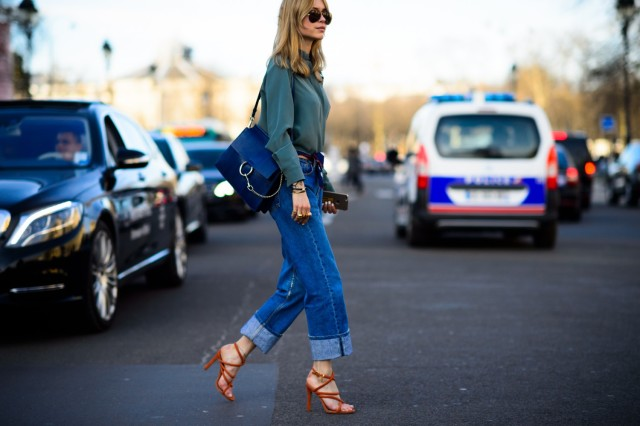 cuffed jeans-night out-going out-pernille-bloglovin