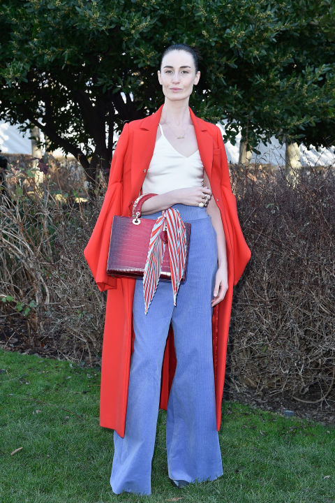 paris couture fashion week-erin-oconnor