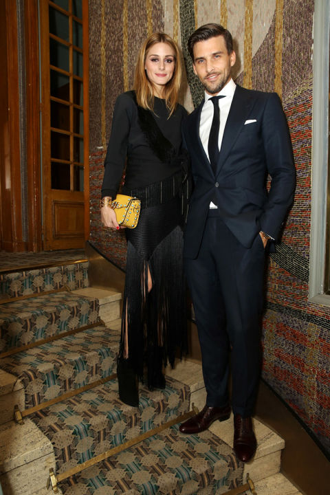 paris couture fashion week-olivia-palermo-johannes-huebl