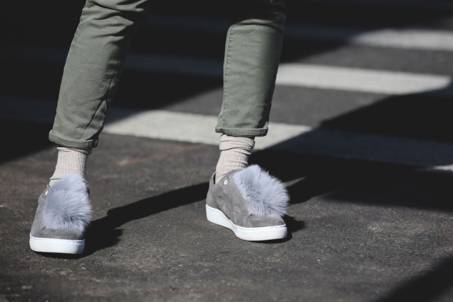 fur shoes-furry-socks-nyfw street style-ref29