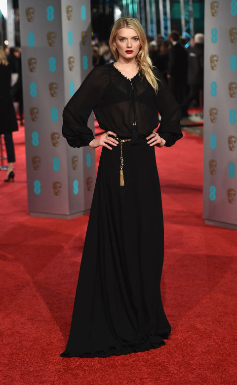 bafta awards, evening gown