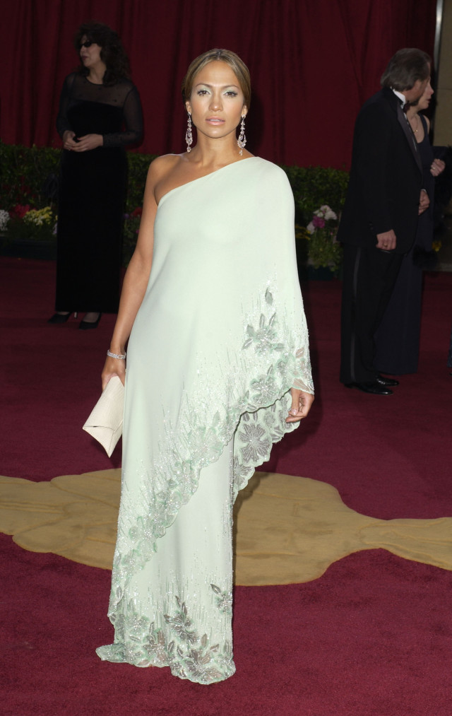 Jennifer Lopez during The 75th Annual Academy Awards - Arrivals at The Kodak Theater in Hollywood, California, United States. (Photo by SGranitz/WireImage)