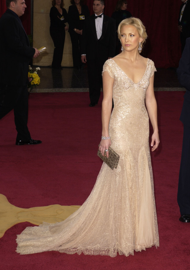 Kate Hudson during The 75th Annual Academy Awards - Arrivals at The Kodak Theater in Hollywood, California, United States. (Photo by SGranitz/WireImage)