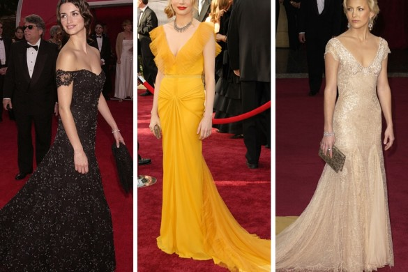 oscars best dresses