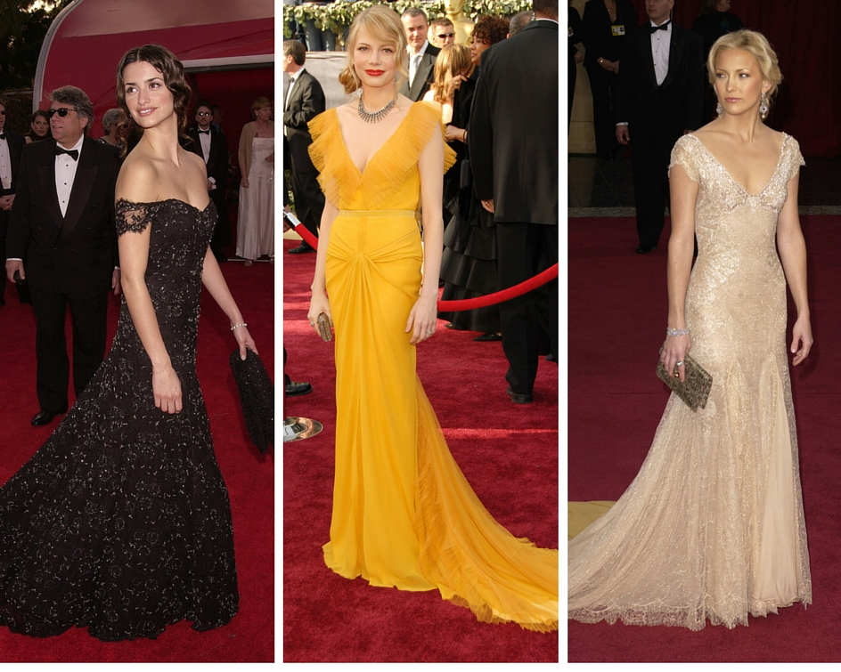 The Most Stunning Oscars Dresses of All Time – Closetful of Clothes