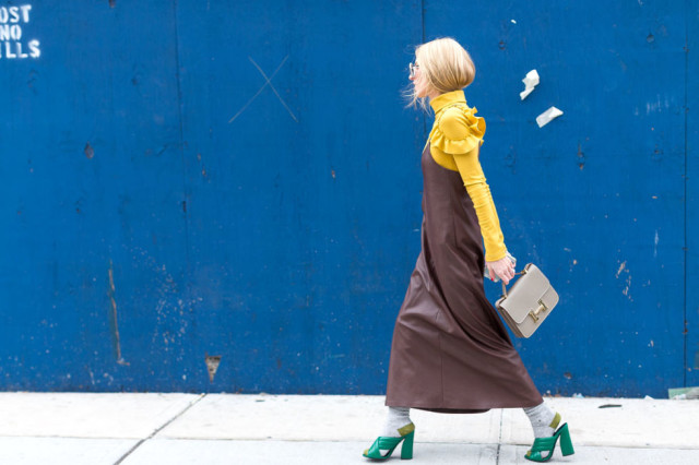 how to wear yellow, spring trends