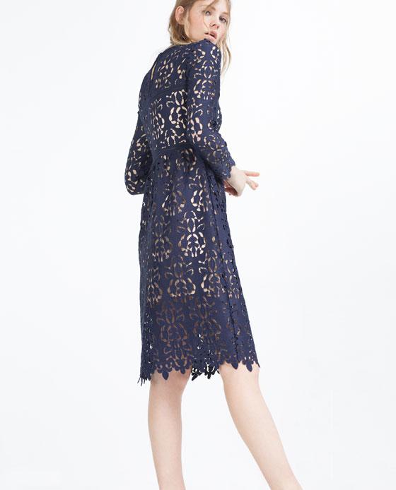 Smart Buy Zara Lace Dress