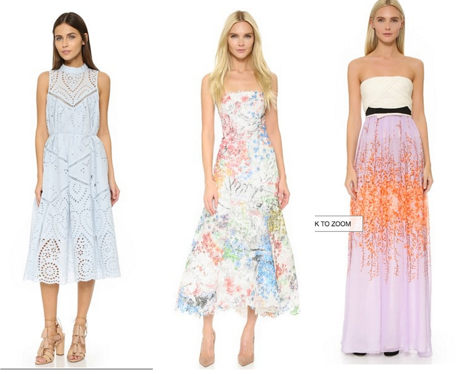 50 Dresses That Are Perfect To Wear A Spring Wedding
