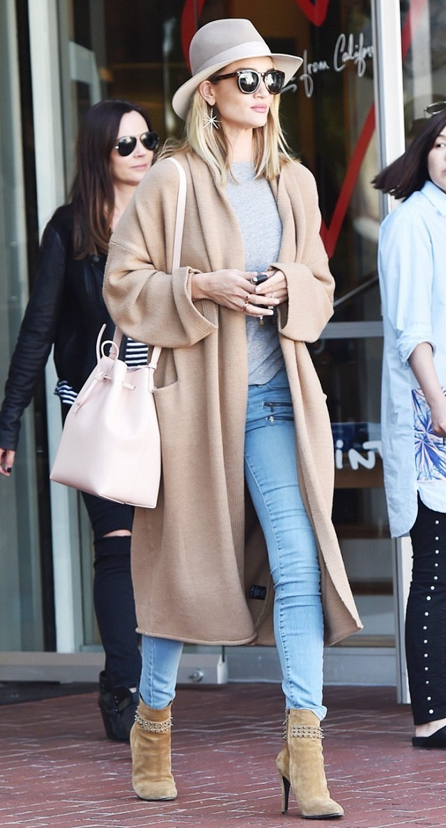 what to wear this weekend, rosie huntington whiteley