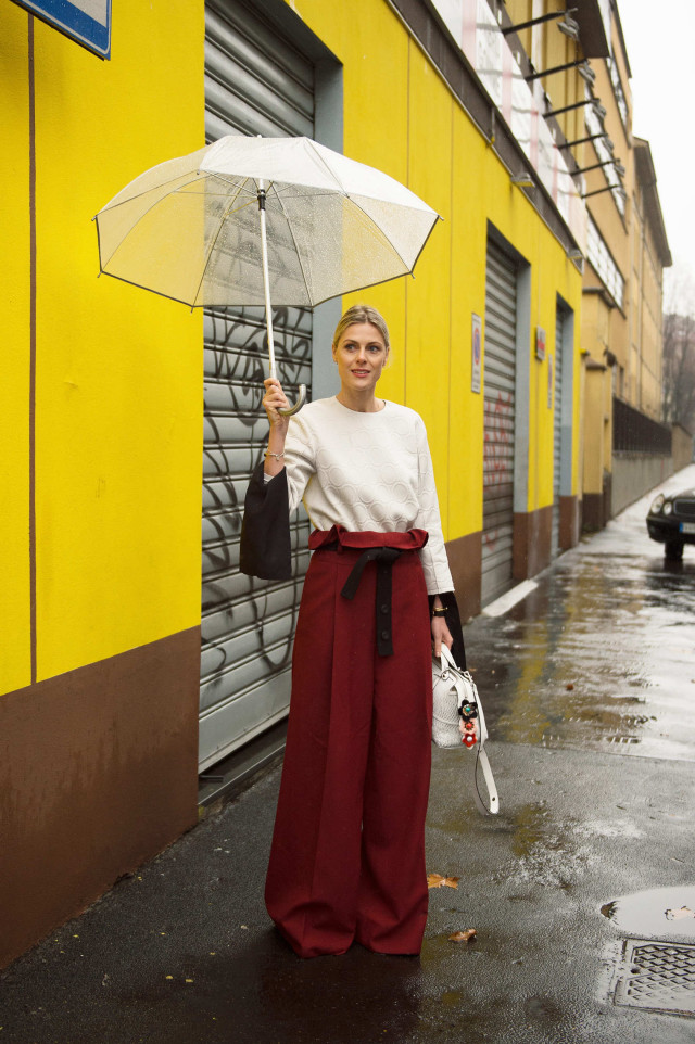 what to wear to work this week, what to wear in the rain