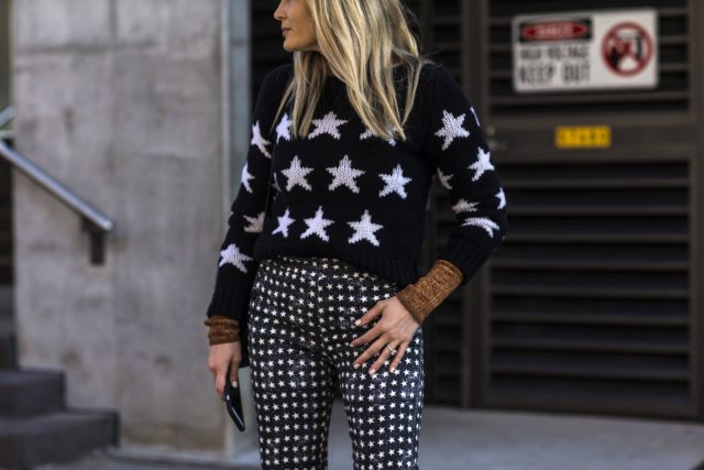 star prints-layers-australia fashion week-ref