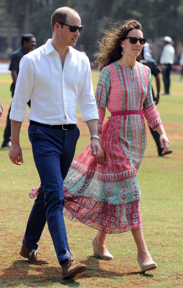 kate middleton india bhutan tour