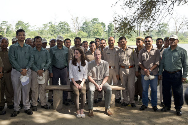 kate middleton royal tour of india and bhutan