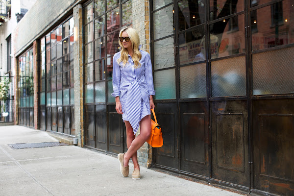 what to wear this weekend, shirtdress