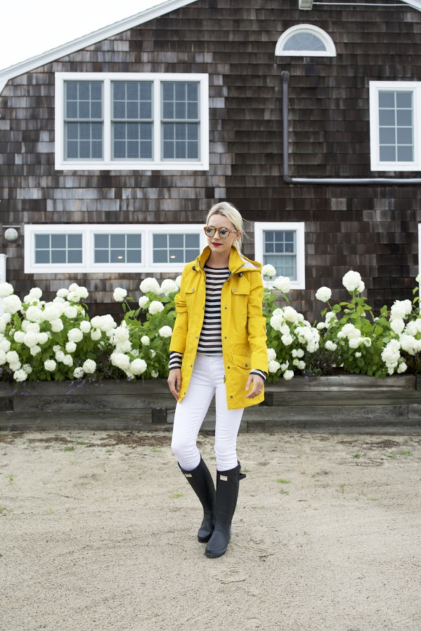 rain-jacket-rain-boots-white-jeans-stripes-preppy-white-after-labor-day-jetsetter-weekend-fall-fall-weekend-outfit-rain-day-outfit-atlantic-pacific