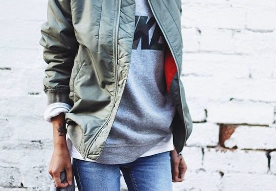 weekend-graphic sweatshirt-bomber jacket-instagram