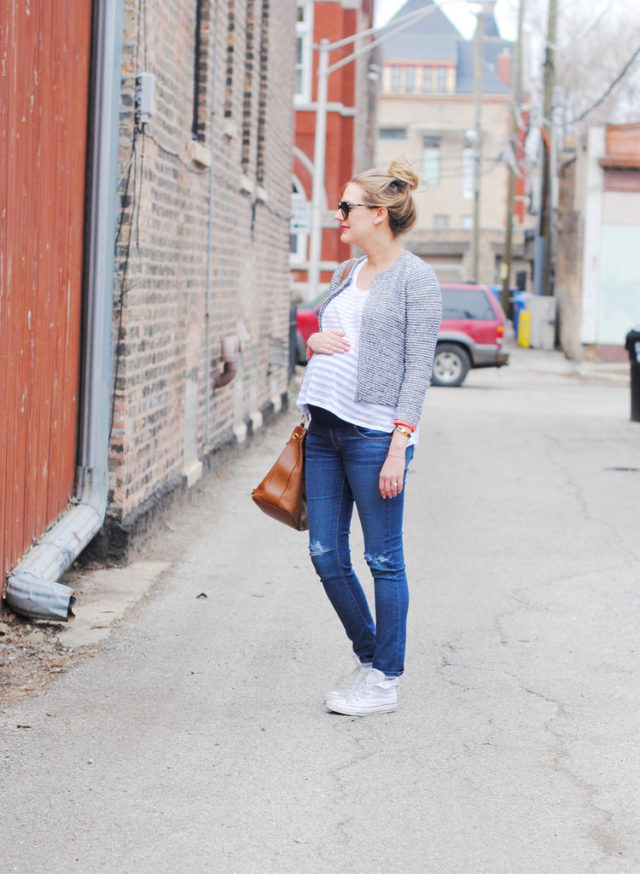 see (anna) jane maternity style
