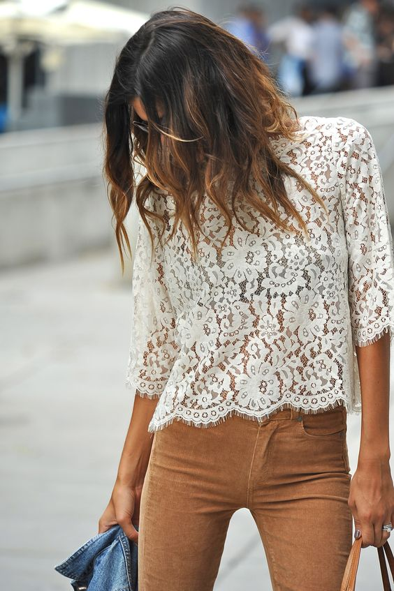 how to style suede pants