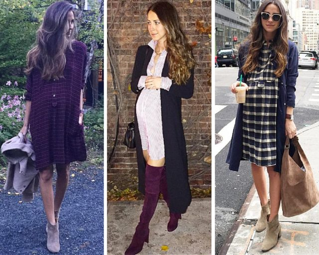 cfc-something navy maternity style-shirtdresses