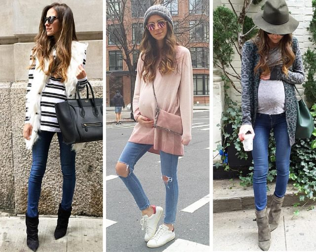 cfc-something navy maternity style-skinny jeans