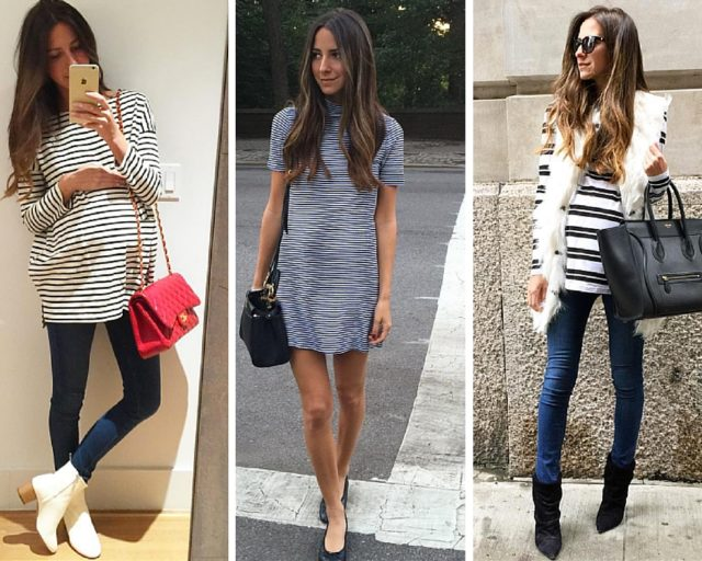 cfc-something navy maternity style-stripes