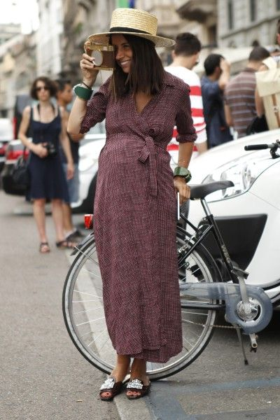 summer maternity style-