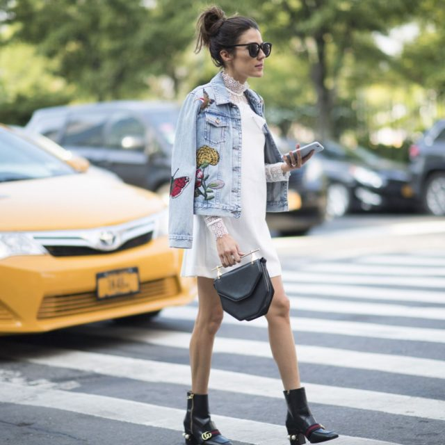 victorian-patches-denim-jacket-summer-to-fall-transitional-dressing-nyfw-street-style-ps