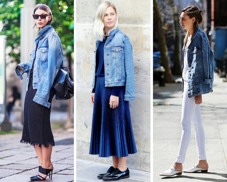 Denim Jacket In Summer | Outdoor Jacket