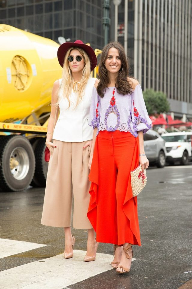 culottes-summer work outfit-ruffles-ps