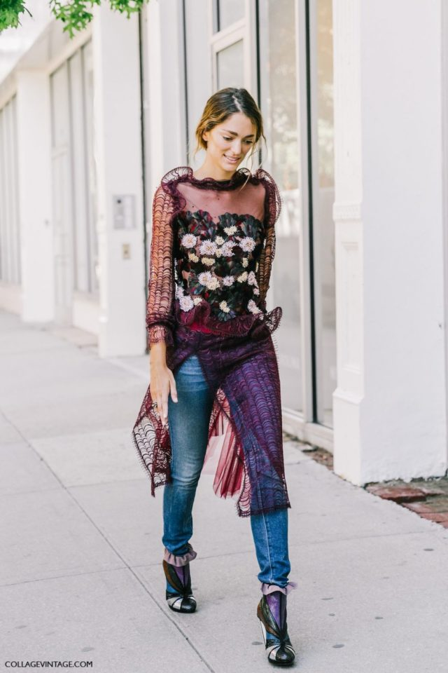 dress-over-pants-fall-florals-lace-party-dress-during-the-day-jeans-